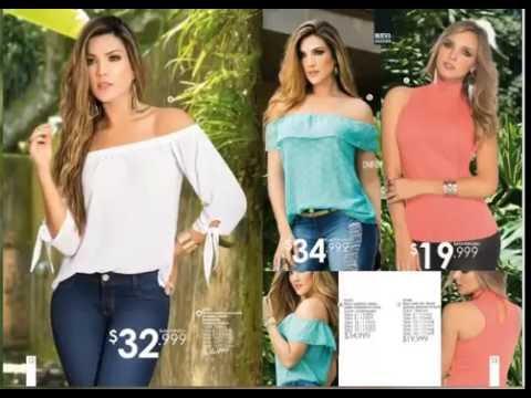 4b8f4b157e catalogo ropa carmel campaña 18 2016