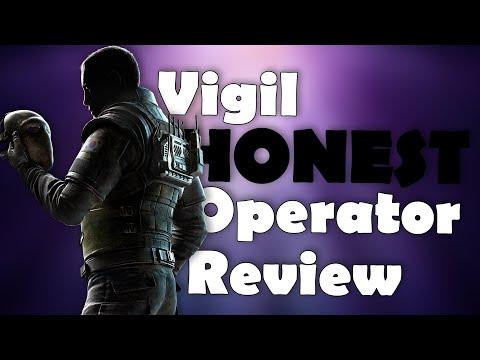 Vigil HONEST Operator Review | Rainbow Six Siege