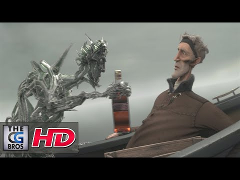 "CGI 3D Animated Short ""The Albatross""  - by Joel Best, Alex Jeremy, and Alex Karonis"