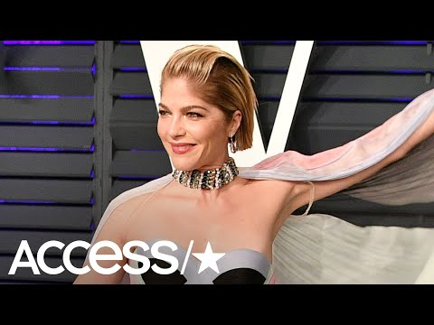 Selma Blair Takes Dig At College Bribery Scam With Epic Photoshopped Pic Of Her Son | Access Mp3