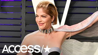 Selma Blair Takes Dig At College Bribery Scam With Epic Photoshopped Pic Of Her Son | Access