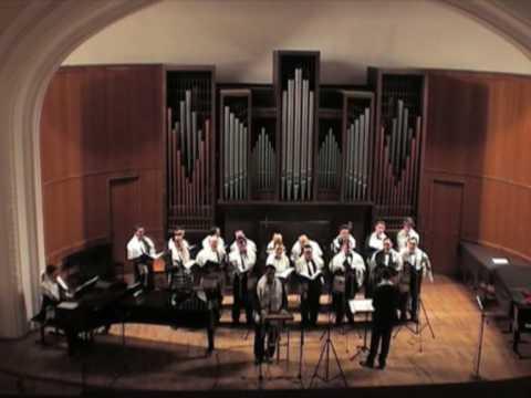 Ve Al Kulam, Moscow Male Jewish Cappella, Conductor  A. Tsaliuk