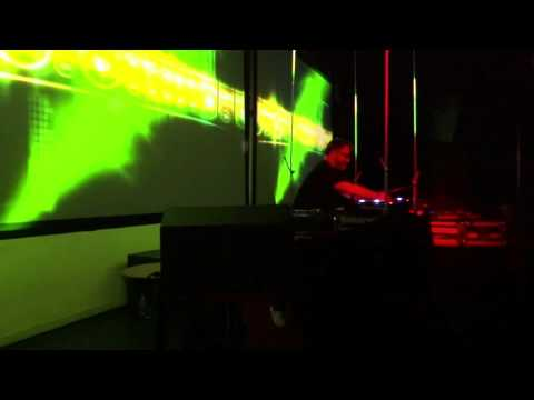 Robag Wruhme @ Decibel Festival, Re-Bar, Seattle, WA - 27-Sep-12