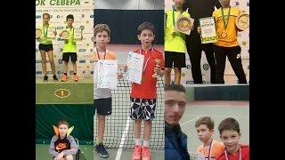 Теннис Дневник тренировок 36