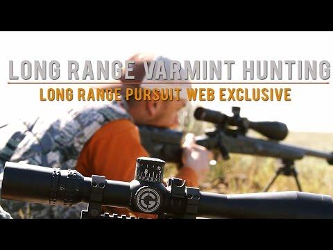 Long Range Varmint Hunting | Long Range Pursuit Web Exclusive