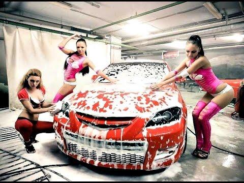⚠ Автомойка - все что нужно знать про мойку авто зимой! ⚠