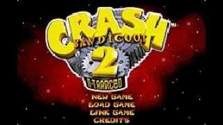Crash Bandicoot 2: N-Tranced -Testing Multiplayer Mode-