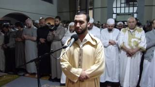 sourate youssouf, imam Rachid mosquée de Gennevilliers ramadhan 2016