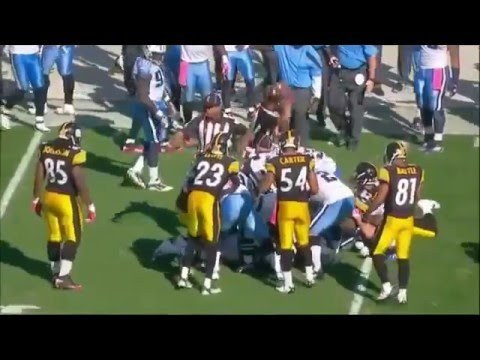 National football league NFL History Bloopers New 2016 !