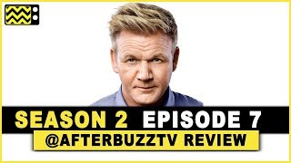 Chef Wayne Elias guests on 24 Hours to Hell and Back Season 2 Episode 7 Review & After Show