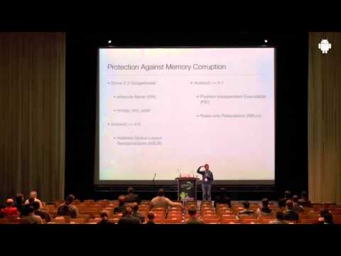 droidcon 2013: Android Security Overview; Matthias Lange, TU Berlin