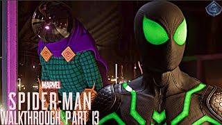 Spider-Man PS4 Walkthrough Part 13 - Halloween Party!