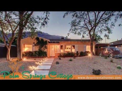 Palm Springs Cottage - Desert Rental Homes