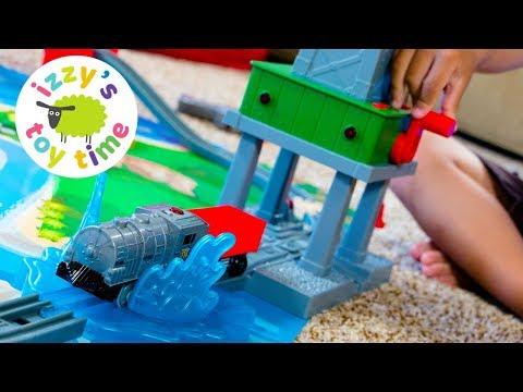 Imaginarium Power Rails Railway   Fun Toy Trains for Kids   Videos for Children