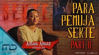 MD Interview - Asmara Abigail di Film Sekte