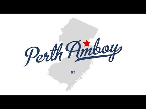 Going back to Perth Amboy. (Trip down memory lane and showing where I grew up.)