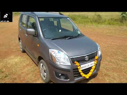 Maruti Suzuki WagonR VXI Auto Gear Shift Full Specification & Review Four Wheeler in Hindi Language