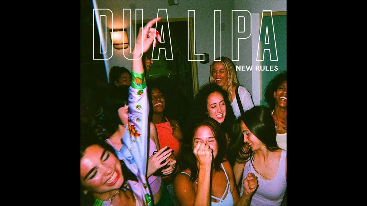 Dua Lipa - New Rules (Official Studio Acapella)