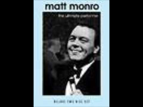 Matt Monro   Once In A While