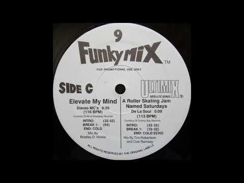 Stereo MC's – Elevate My Mind (Funkymix 9) 1991