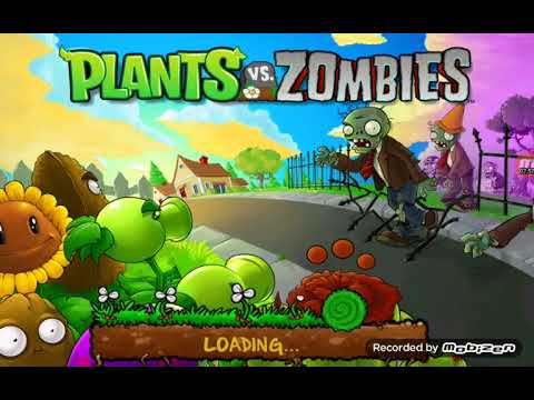 İlk Videom Plants Vs Zombies Oynadim