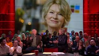 """André van Duin leest voor uit boek Martine Bijl: """"Je hoort Martine praten als je leest"""""""