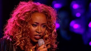 Sasha Simone performs What I Did For Love - The Voice UK 2015: The Live Final - BBC One