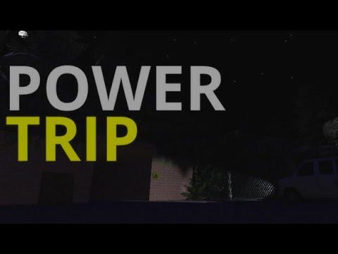 POWERTRIP - Gameplay / (PC)  