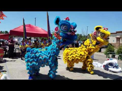 Lion Dance Introductions - CLDC 2017