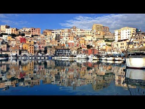 SICILIA, Italia turismo / Ruta por Selinunte, Sciacca e Il Belice / Italia guía tour 2017