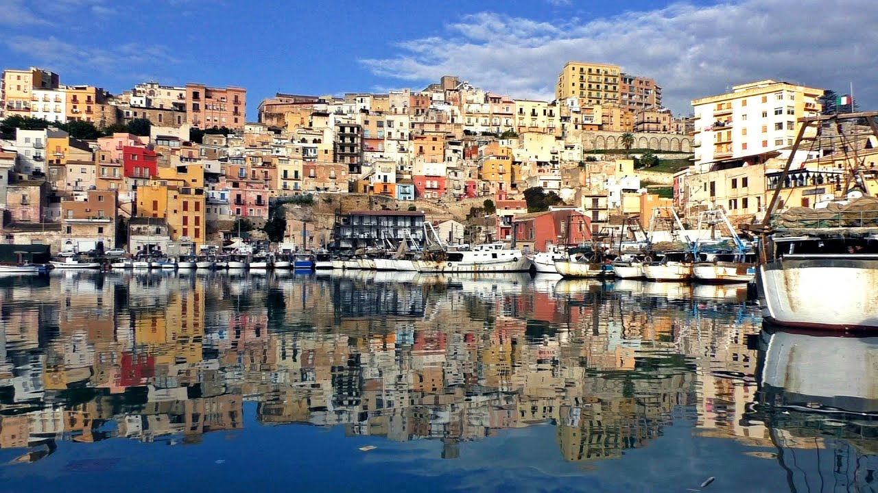 how to get from rome to catania sicily