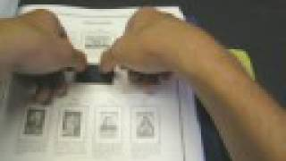 How to Mount Stamps