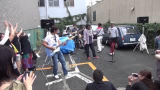 20131020 OTS@House of Jazzストリートライブ 2013堺祭