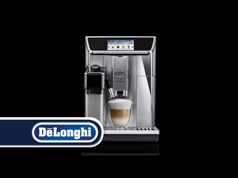 2f73800263df De'Longhi full automatic coffee machine Primadonna Elite Experience |  Product video - YouTube