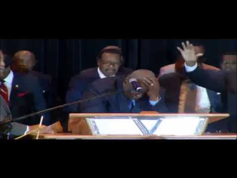 Just Let The Lord Use You Bishop Walden COGIC Leadership Conference 2018!