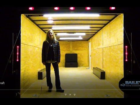 work trailer lighting