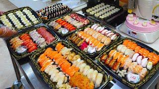 Amazing food automation machine (Gimbab, sushi)