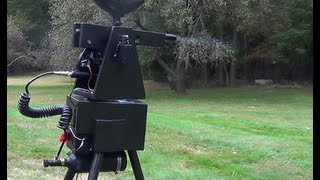 Gladiator II Paintball Sentry Gun