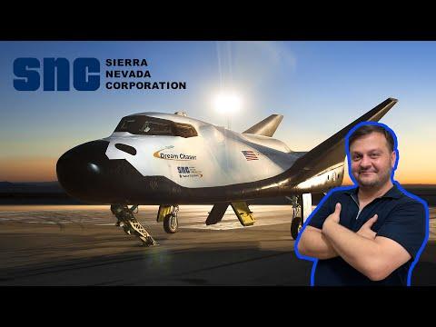 Türkler Uzayda ! Sierra Nevada ve Dream Chaser!!