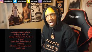 This Caught Me Off Guard!!! | EMINEM - DRIPS ft. (Obie Trice) (REACTION!!!)