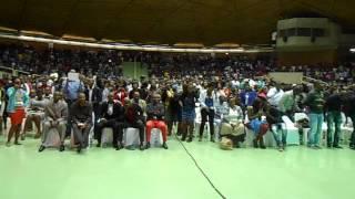 Thinah Zungu at University of Zululand (Ongoye)