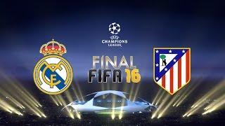 FIFA 16 - เรอัล มาดริด VS แอตเลติโก้ มาดริด