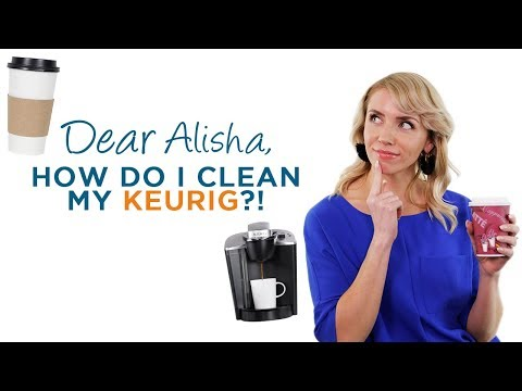How To Clean Your Coffee Maker | Dear Alisha