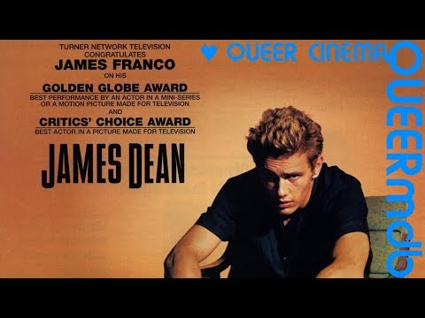 James Franco: James Dean | gay themed movie 2001