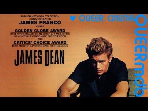 James Franco: James Dean  gay themed movie 2001