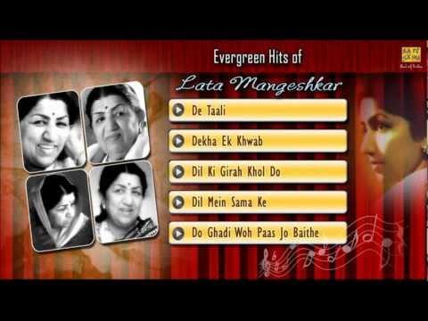 Magical Hits of Lata Mangeshkar - Jukebox - Full Songs