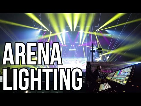 Arena shows are the BEST