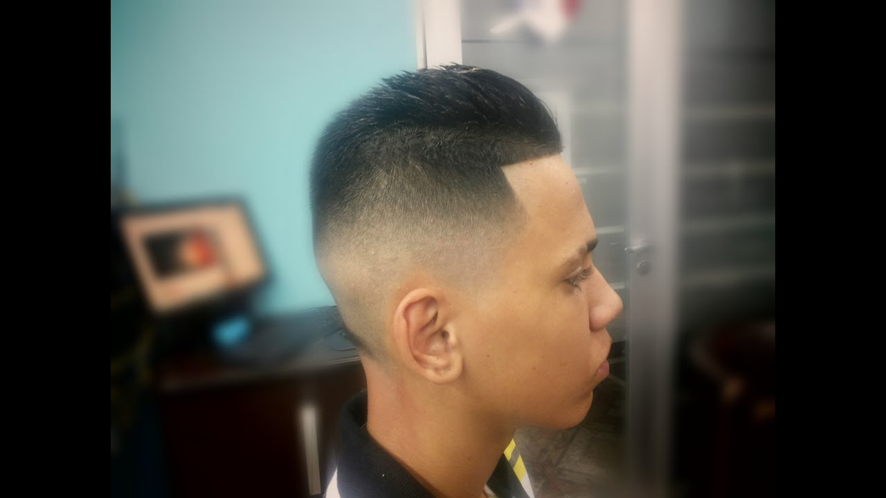 Muito FADE DEGRADE AMERICANO CREATIVE FREESTYLE FREEHAND UNDERCUT CORTES  ON02