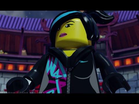 LEGO Dimensions Walkthrough Part 4 - LEGO Ninjago