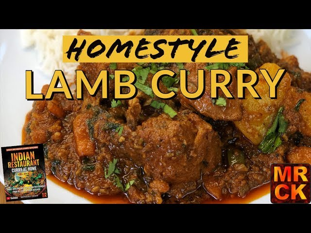Homestyle Lamb Curry | Misty Ricardo's Curry Kitchen